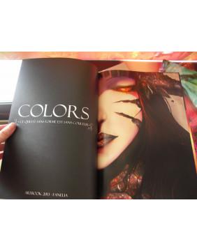 "Artbook ""Colors"" - Tome 1"